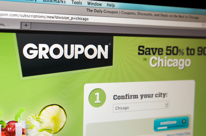 Fired Groupon CEO Pens Colorful Farewell Note | Social Media Today | MobileandSocial | Scoop.it
