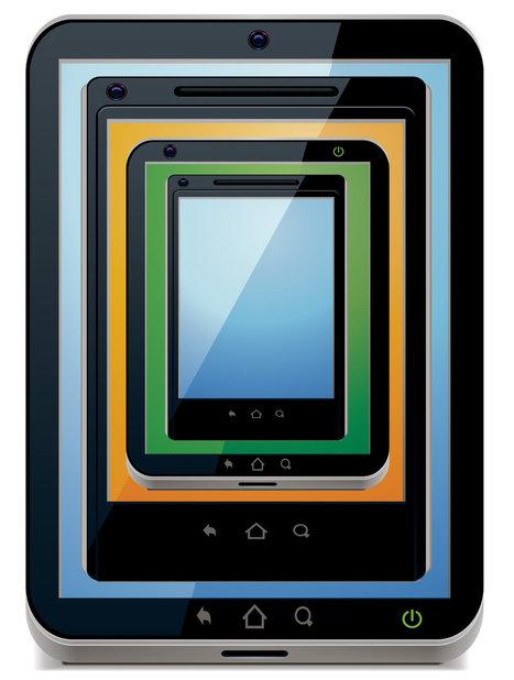 Decidindo comprar tablet? Comece pelo tamanho. | Dicas e Informações sobre Tablets | Scoop.it