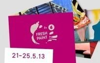 Fresh Paint Tel Aviv. May 21-25, 2013 | ISRAEL | Scoop.it