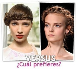 ¿Qué trenza prefieres? | moda | Scoop.it