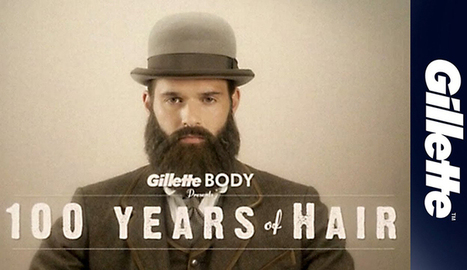 "Gillette Takes You Behind the Scenes of their ""100 Years of Hair"" Stop-Motion Commercial 