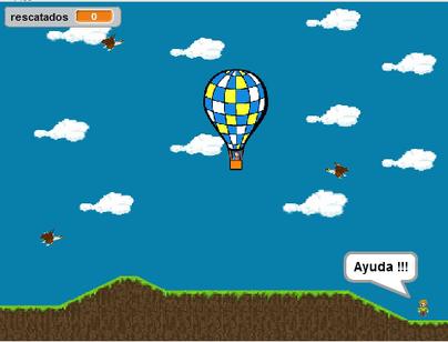 Juego de aventura en globo | TECNOLOGÍA_aal66 | Scoop.it