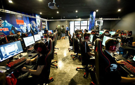 E-Sports at College, With Stars and Scholarships | Technology-rich library lessons | Scoop.it