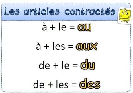 Les articles contractés | LilianaHR | Scoop.it