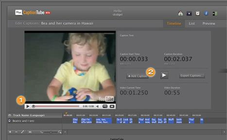 CaptionTube   digital divide information   Scoop.it