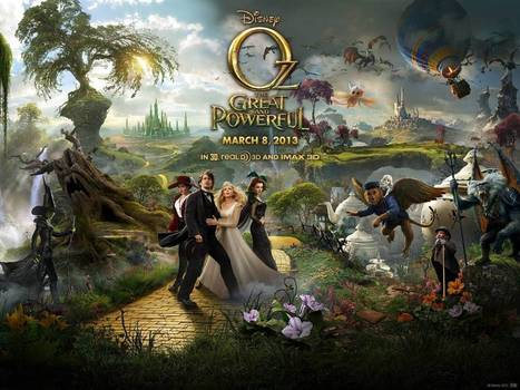 Download Oz the Great and Powerful Movie | watch Movie online free | Scoop.it