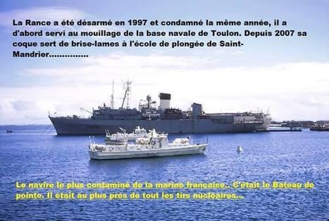 Polynésie. Navire la Rance | Fangataufa.Moruroa | Scoop.it