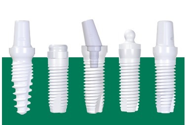 World's First FDA Approved Two-Piece & Tapered All-Zirconia Zirkolith Dental Implants Available in the USA. | Dental Implant and Bone Regeneration | Scoop.it