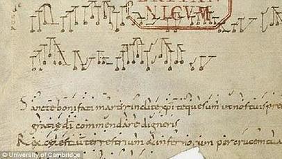 Así suena la canción polifónica más antigua de la Historia | MUSEUM | Scoop.it