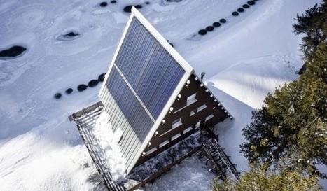 Il primo ecorifugio italiano completamente passivo | Edifici a Energia Quasi Zero | Scoop.it
