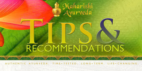 MAHARISHI AYURVEDA : Triphala | Diabetic Snacks | Scoop.it