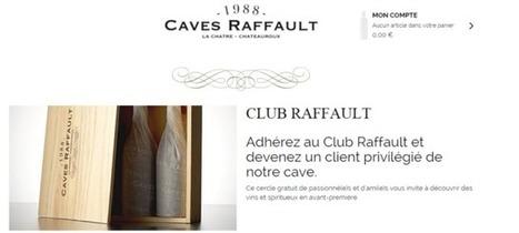 Les caves Raffault, toujours en phase avec la bouteille de l'instant. | Verres de Contact | Scoop.it
