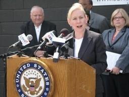 Sen. Kirsten Gillibrand, Rep. Dan Maffei back bill to rebuild brownfield sites - Auburn Citizen | Government Sector | Scoop.it