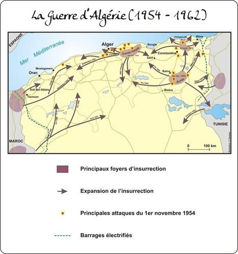 La guerre d'Algérie   HG Sempai   Scoop.it