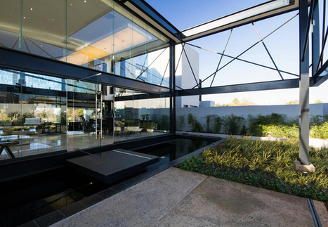 House Ber- A Modern Luxury Residence in Midrand, South Africa | DesignRulz | What Surrounds You | Scoop.it