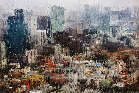 Tokyo, Taipei in the rain - Christophe Jacrot Photographies | Photography News Journal | Scoop.it