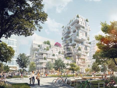 Strasbourg : les projets de la 2e tranche du quartier d'affaires dévoilés / Rue 89 | CLICS de DOC ... les actualités Architecture Urbanisme Environnement du CAUE 67 | Scoop.it