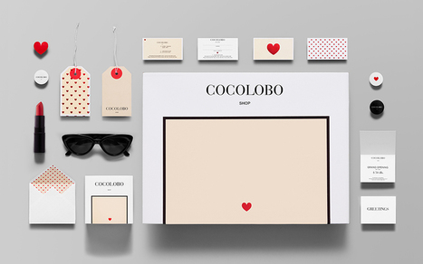 Cocolobo, boutique mexicaine pour fashionistas confirmées | Identité visuelle | Scoop.it