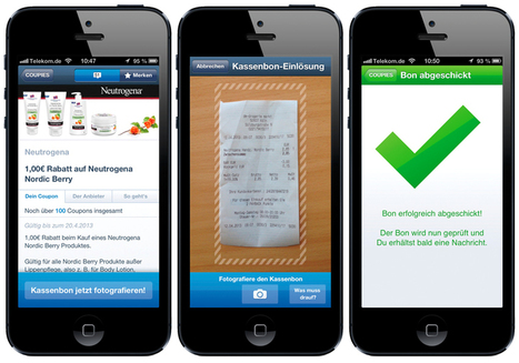 COUPIES legt nach im Mobile Couponing Feuerwerk -   Couponing, M-Couponing, E-Couponing, M-Wallet & Co.   Scoop.it