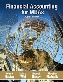 Testbank for Financial Accounting for MBAs 4th Edition by Easton ISBN 1934319341 9781934319345 | Test Bank Online | Testbank for Financial Accounting for MBAs 4th Edition by Easton | Scoop.it