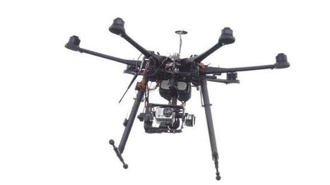 US university to use drones over campus | DYSTOPIA FUTURE | Scoop.it