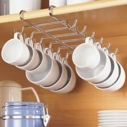 7 mẹo sắp xếp tiết kiệm diện tích nhà bếp | Noi that | Scoop.it