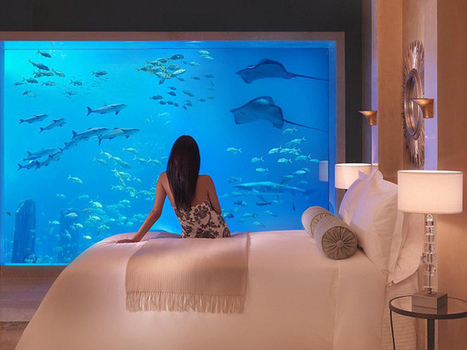 Mind-free Holidays in the World's Most Unusual Hotels | Luxury Destinations | Scoop.it