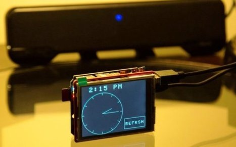 Arduino SMART Alarm Clock | Arduino Projects | Scoop.it
