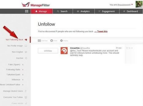 How to Know Who Unfollowed you on #Twitter | Time to Learn | Scoop.it
