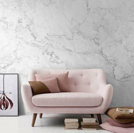 Ideas para decorar con mármol. Tendencia en decoración   Mil Ideas de Decoración   Decoración de interiores   Scoop.it