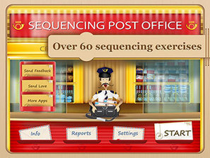 Sequencing Post Office App | Speech and Language Therapy Apps | Scoop.it