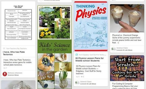 Pinterest for Teachers : A guide   Educational technology , Erate, Broadband and Connectivity   Scoop.it