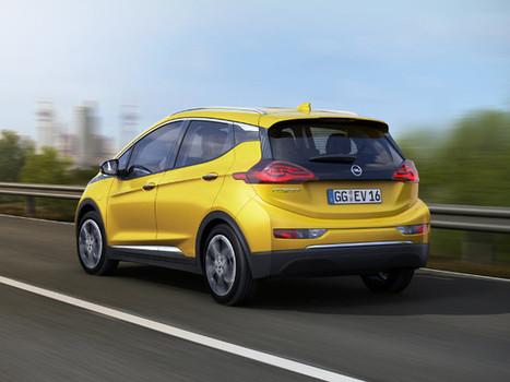 Nuova Opel Ampera-e: l'elettrica che rivoluziona le regole - ecoAutoMoto.com | Mobilità ecosostenibile: auto e moto elettriche, ibride, innovative | Scoop.it