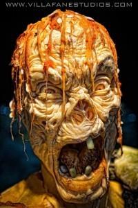 Ray Villafane & His Team Carve Huge Pumpkins Into Pumpkin Zombies | Sitä sun tätä, this and that | Scoop.it