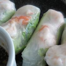Vietnamese Rice Paper Rolls | Food | Scoop.it