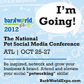 Bunny's Blog: Yes, I Am Going to BarkWorld Expo! | Pet News | Scoop.it