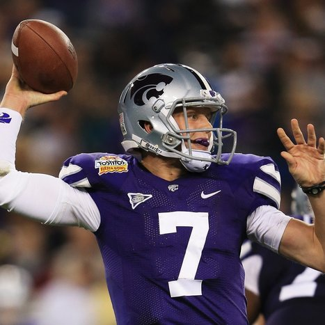 Collin Klein Scouting Report: NFL Outlook for Kansas State QB - Bleacher Report | All Things Wildcats | Scoop.it