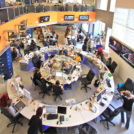 Why Rethinking the Brand Newsroom Is a Smart Move | PR & Communications daily news | Scoop.it