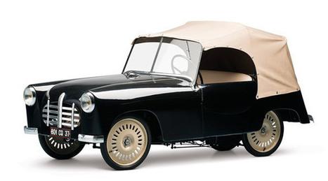 1953 Mochet CM-125 Grand Luxe   Heron   Scoop.it