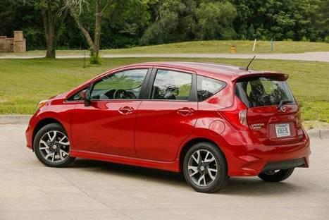Nissan strikes chord with Versa Note - Kansas City Star | Nissan Cars | Scoop.it