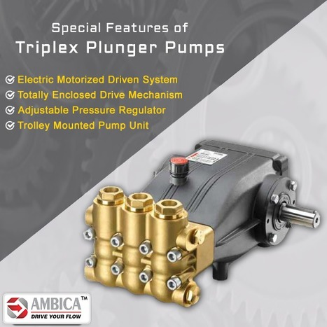 A Few Things To Know Before Dealing with Plunger Pump Manufacturer | Buy the Best Pump from Centrifugal Pump Supplier | Scoop.it