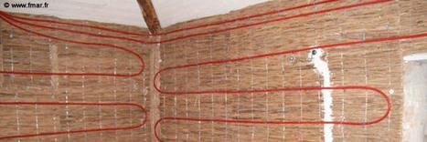 Mur chauffant : un fonctionnement proche du ... - ETI Construction | Maison individuelle | Scoop.it