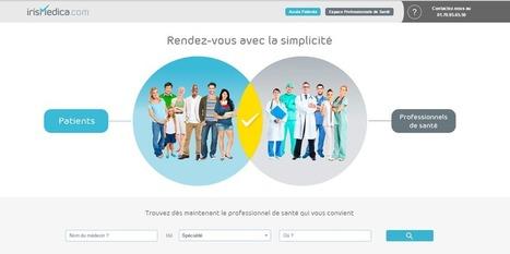 irismedica, la première plateforme de secrétariat médical et de services collaboratifs - DirectMedica | DM News | Scoop.it