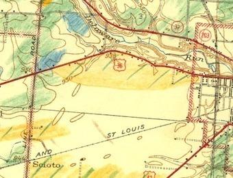 Hand-sketched Glacial Landform Maps I | Digital  Humanities Tool Box | Scoop.it