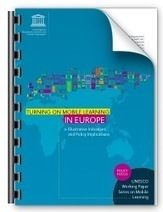UNESCO Working Paper Series on Mobile Learning: Europe « Educational Technology Debate | The 21st Century | Scoop.it