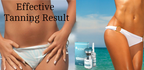 Tanning Injections Helps Skin Tanning   Melanotan Injections   Scoop.it