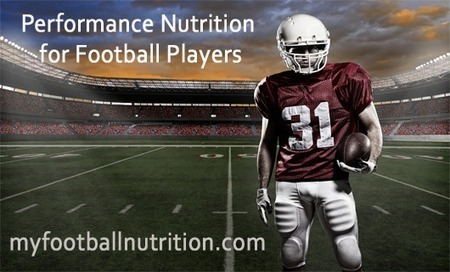Fueling Like the Pros: 6 Ways Football Players Can Improve Performance | Football Nutrition | Scoop.it