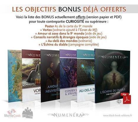 Le jeu de rôle Numerena bientôt chez Black Book Editions ? | Jeux de Rôle | Scoop.it