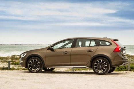 Volvo V60 Cross Country D4 AWD Inscription Review (2016) | Business Video Directory | Scoop.it