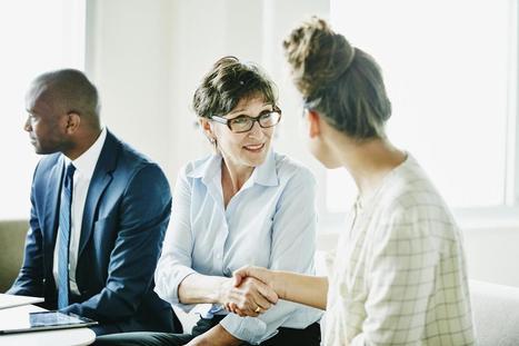 Carrière : avoir un mentor peut-il changer mon parcours ? | Leadership au Féminin à développer et soutenir! | Scoop.it